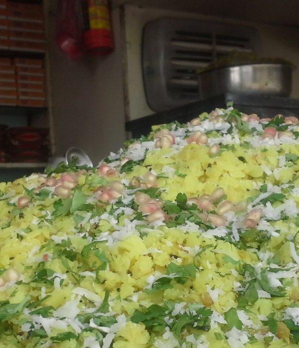 Indore : Sarafa Bazaar, Madhya Pradesh