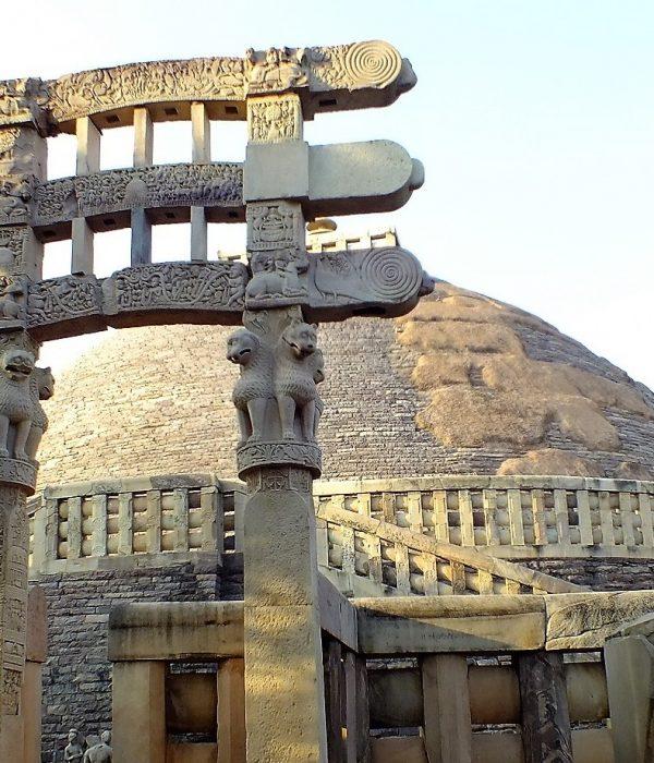 Sanchi, Madhya Pradesh