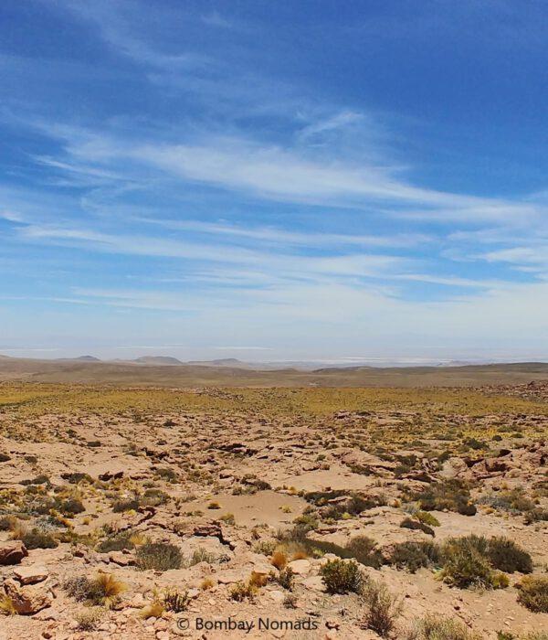 North Chile : San Pedro de Atacama