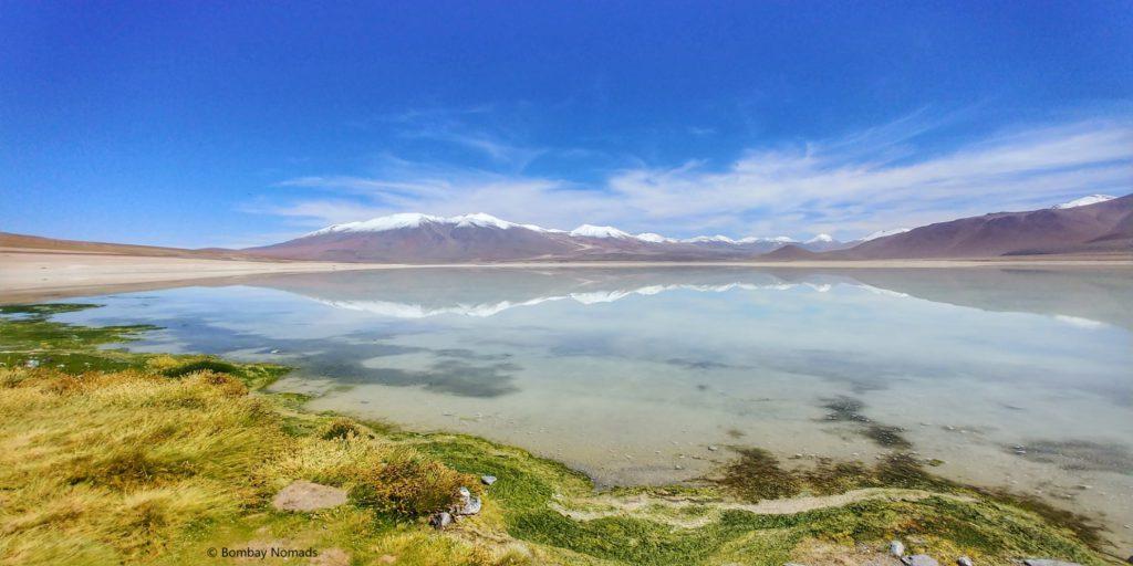 Lgauna Blanca, Bolivia